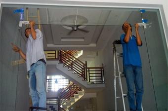 Dịch vụ sửa cửa kính