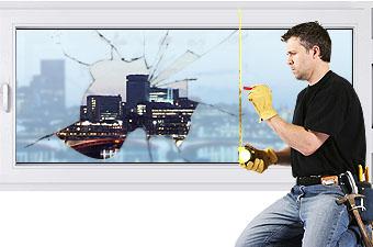dịch vụ sửa chữa cửa kính