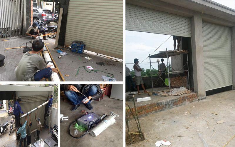 Sửa cửa cuốn tại Hà Nội