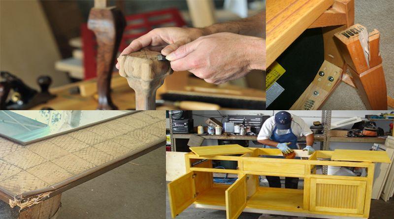 Sửa đồ gỗ tại nhà Hà Nội
