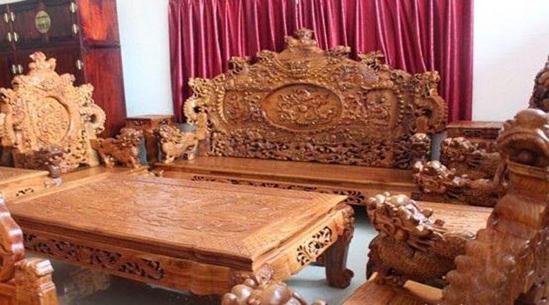 sửa bàn ghế gỗ