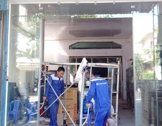 Sửa cửa kính tại quận đống đa