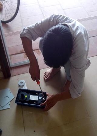 Sửa chữa cửa kính tại ba đình
