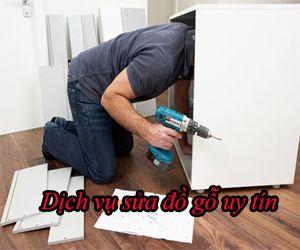dịch vụ sửa đồ gỗ tại nhà uy tín