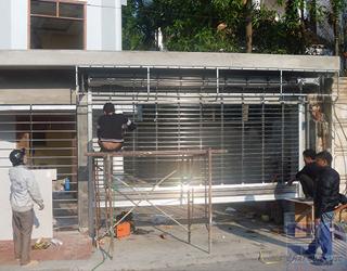 Sửa cửa kính tại quận tây hồ