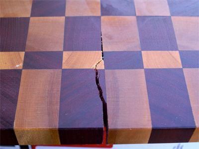 Làm thế nào để sửa chữa đồ gỗ