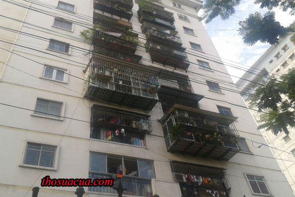 Làm chuồng cọp chung cư cao cấp
