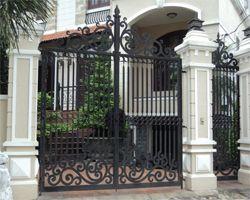 Dịch vụ sơn cửa sắt tại Ba Đình chuyên nghiệp giá rẻ