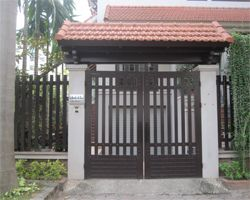 Dịch vụ sơn cửa sắt tại Hà Đông uy tín giá rẻ