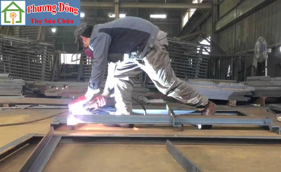 Thợ sửa cửa sắt tại Nam từ liêm