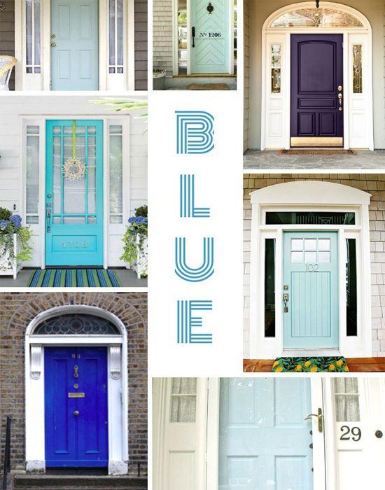Màu sơn cửa gỗ đẹp nhất cho bạn lựa chọn