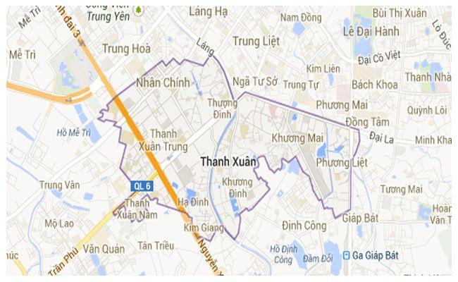 Sửa chữa cửa cuốn tại Quận Thanh Xuân