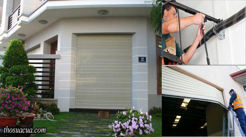 Sửa cửa cuốn tại Thanh Xuân