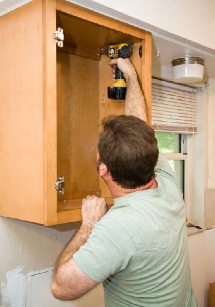Cách lắp đặt tủ bếp 05