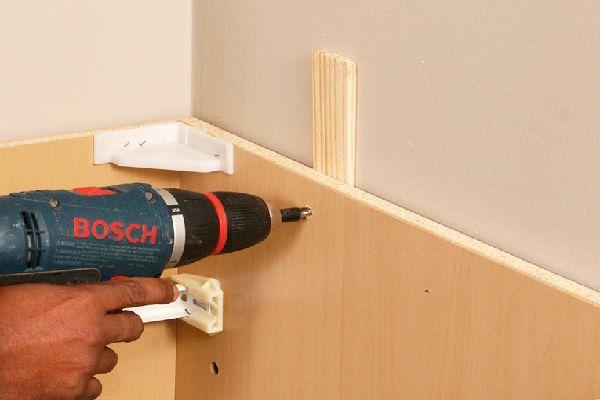 Cách lắp đặt tủ bếp 07