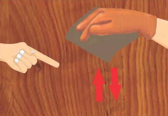 Cách sơn sàn gỗ 2