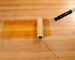 Cách sơn sàn gỗ trong vòng 6 bước