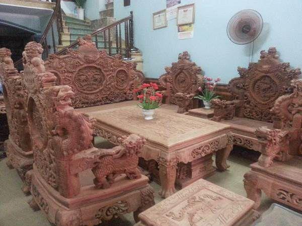 Sửa chữa đóng mới đồ gỗ nội thất tại Thanh Hóa 1