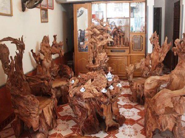 Sửa chữa đóng mới đồ gỗ nội thất tại Thanh Hóa 2