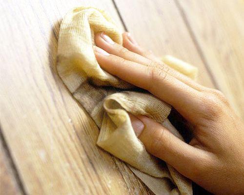 Làm mới đồ gỗ 1
