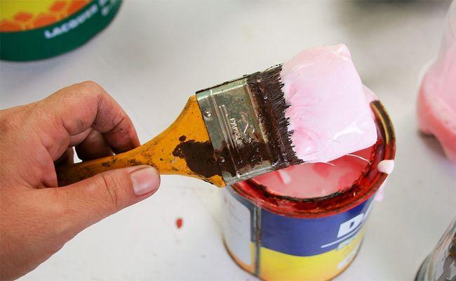 Sự khác biệt của các loại sơn