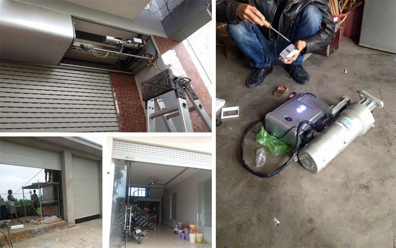 Dịch vụ sửa chữa cửa cuốn tại Hà Nội
