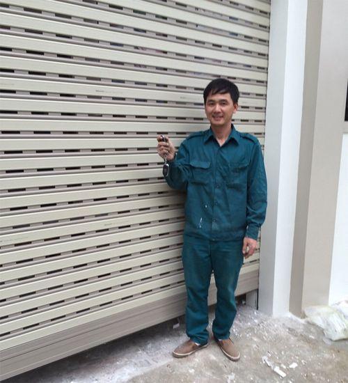 Dịch vụ sửa chữa cửa cuốn tại Hà Nội giá rẻ