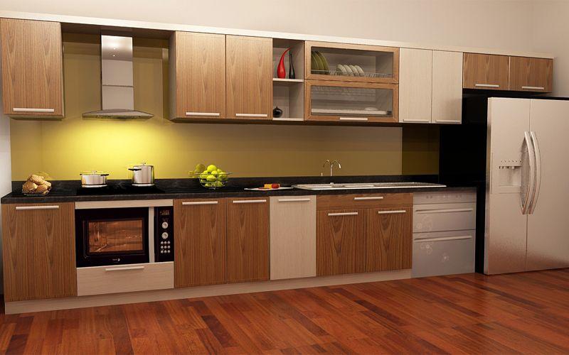 Nguyên nhân và cách giải quyết tủ bếp bị dính bẩn