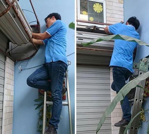 Cửa Hàng Sửa Chữa Cửa Cuốn Tại Huyện Quốc Oai Uy Tín