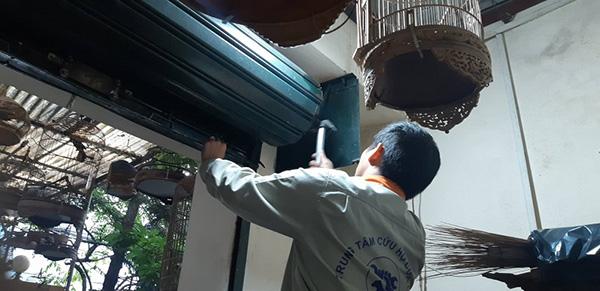 Cửa Hàng Sửa Chữa Cửa Cuốn Tại Huyện Ứng Hòa Uy Tín