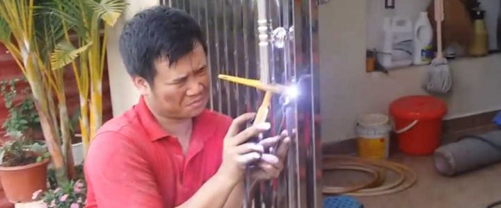 Thợ Hàn Inox Tại Nhà Hà Nội Giỏi nhất Giá Rẻ Nhất
