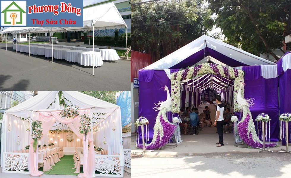 Khung rạp đám cưới