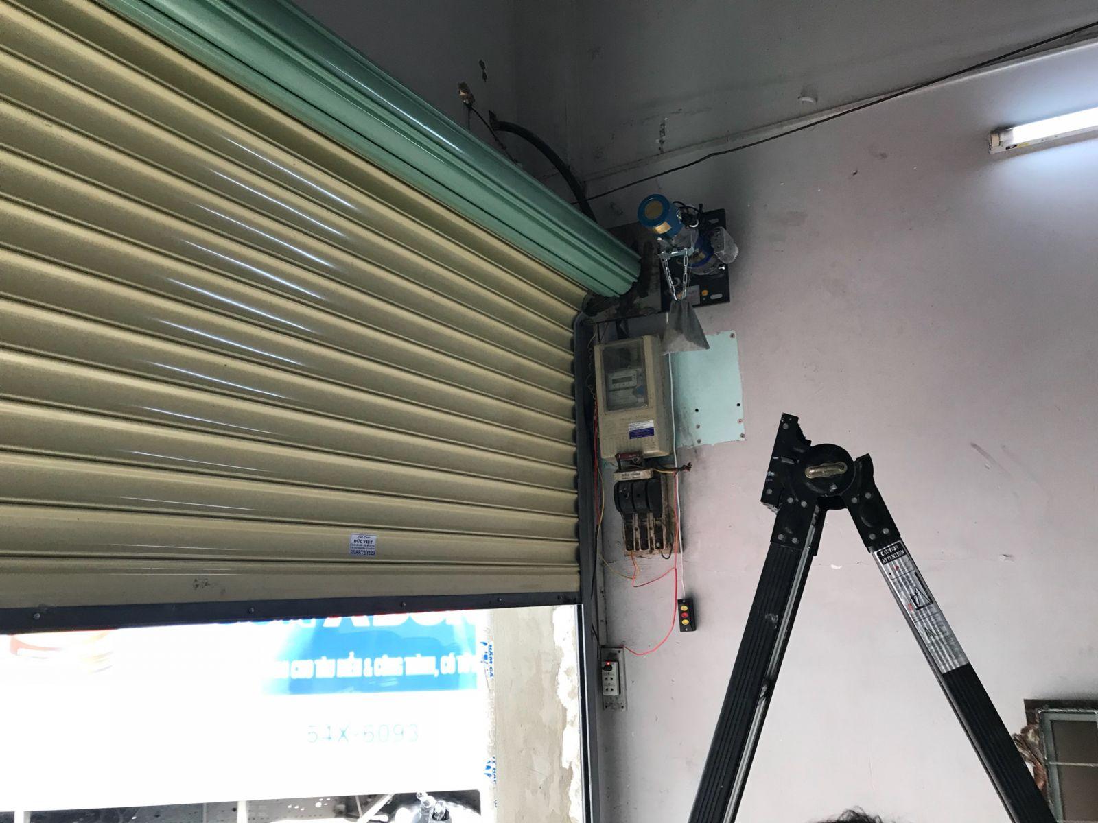 Cửa Hàng Sửa Chữa Cửa Cuốn Tại thành phố Hà Tiên uy tín