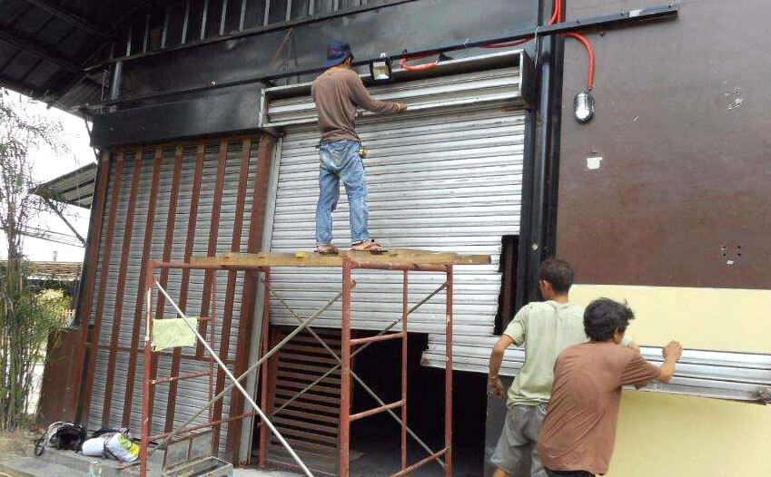 Cửa Hàng Sửa Chữa Cửa Cuốn Tại Thị Xã Sơn Tây Uy Tín