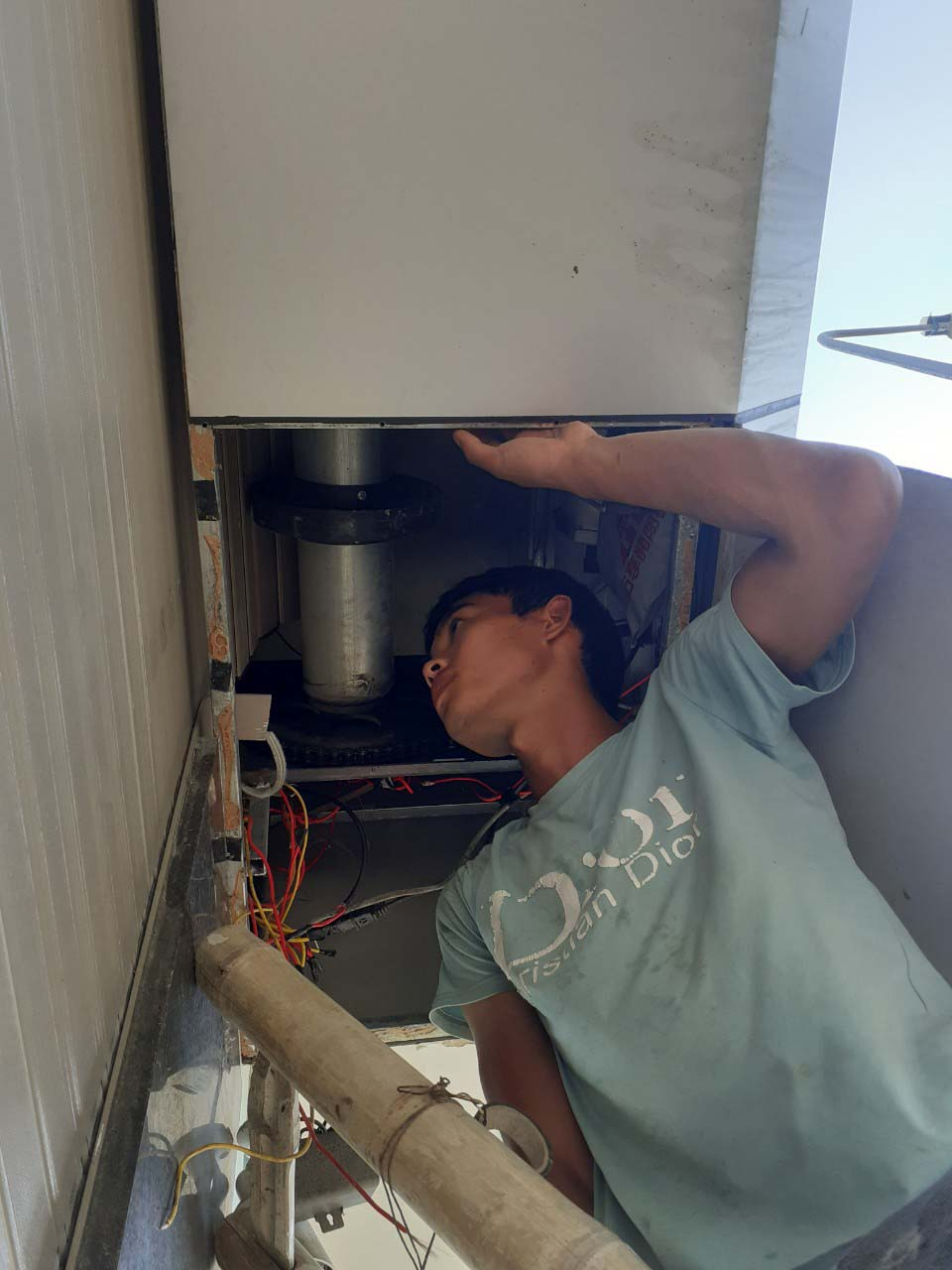 Cửa Hàng Sửa Chữa Cửa Cuốn Tại Huyện Củ Chi Uy Tín