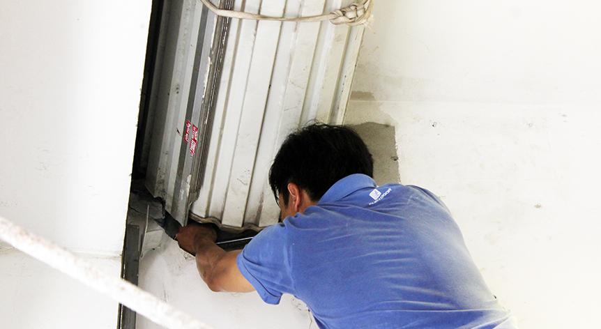 Cửa Hàng Sửa Chữa Cửa Cuốn Tại Thành Phố Rạch Giá Uy Tín