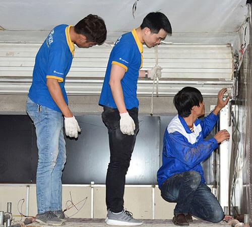 Cửa Hàng Sửa Chữa Cửa Cuốn Tại Huyện Phú Xuyên Uy Tín